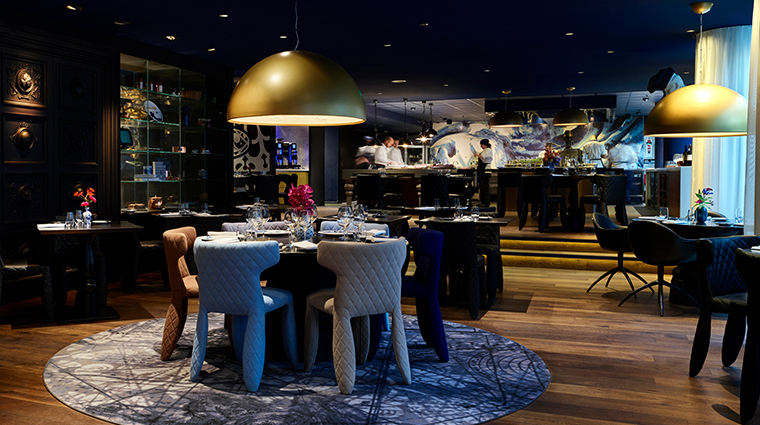 Andaz Amsterdam Prinsengracht Bluespoon Restaurant Overview