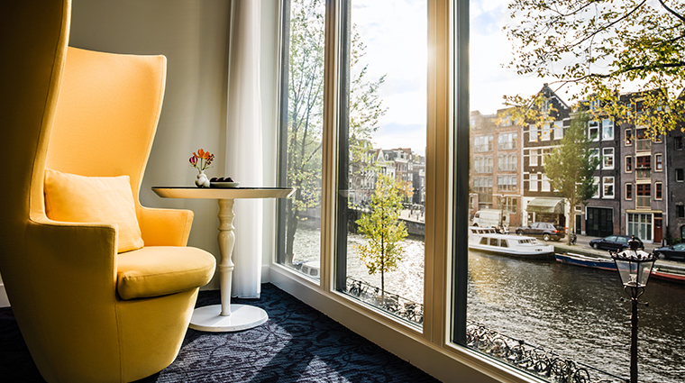 andaz amsterdam prinsengracht deluxe room