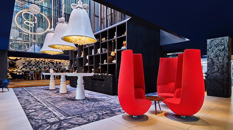 andaz amsterdam prinsengracht new lobby