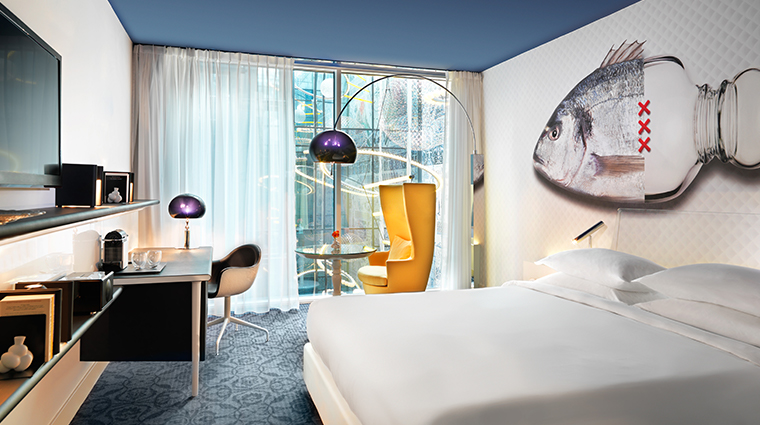 andaz amsterdam prinsengracht view guestroom