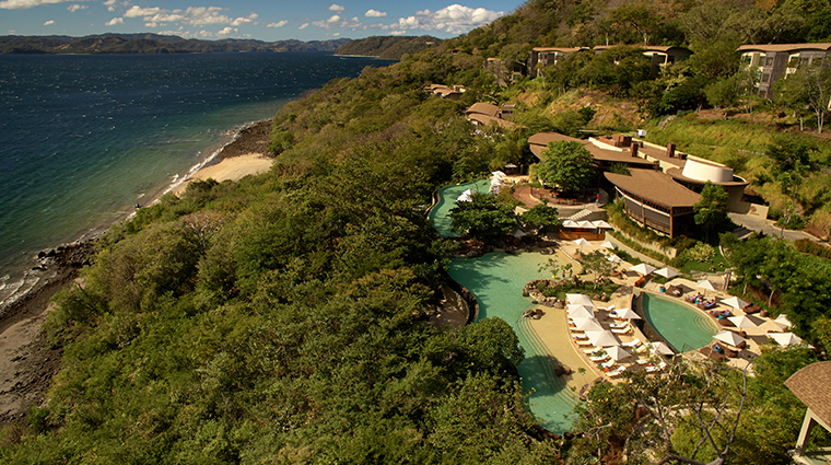 andaz peninsula papagayo resort exterior