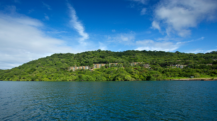 andaz peninsula papagayo resort far away view