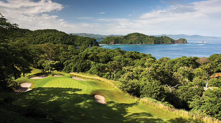 andaz peninsula papagayo resort golf