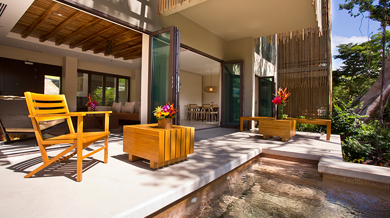 andaz peninsula papagayo resort suite pool