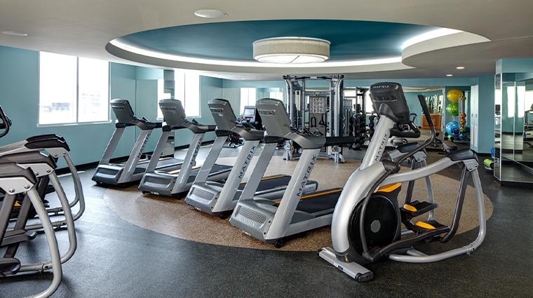archer hotel austin fitness studio