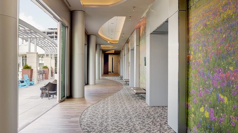 archer hotel austin grand salon pre function space