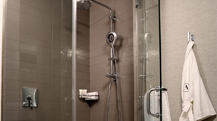 archer hotel austin guestroom bathroom