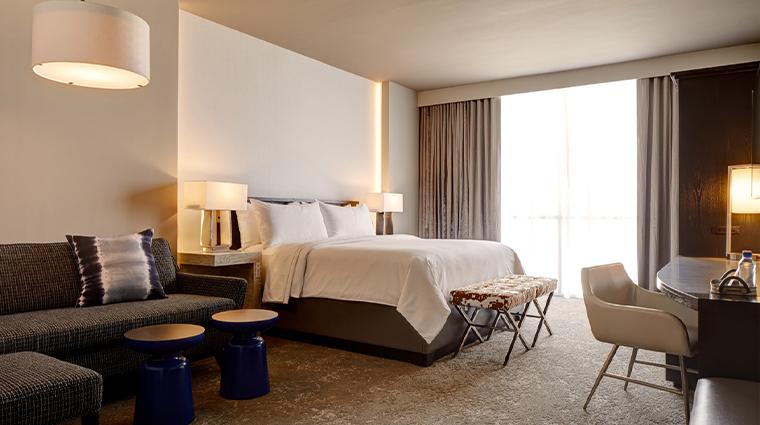 archer hotel austin king suite