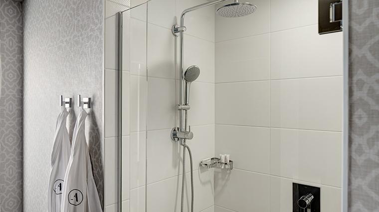 archer hotel napa bathroom shower