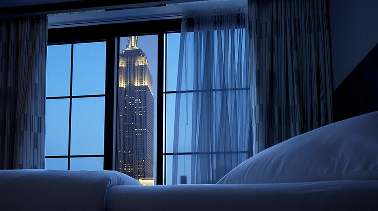 archer hotel new york view