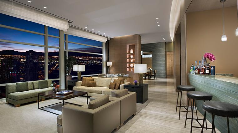 aria sky suites suite