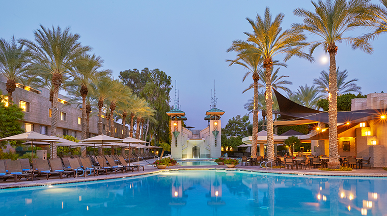 arizona biltmore a waldorf astoria resort paradise pool