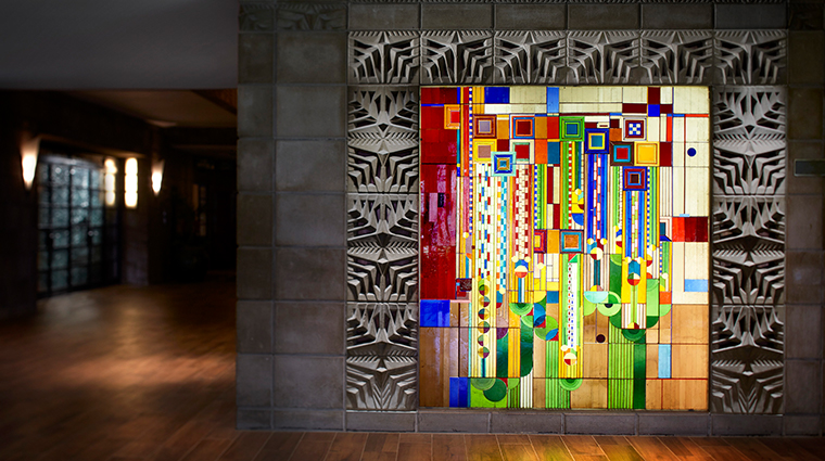 arizona biltmore a waldorf astoria resort stained glass