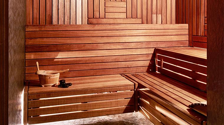 armani hotel dubai sauna