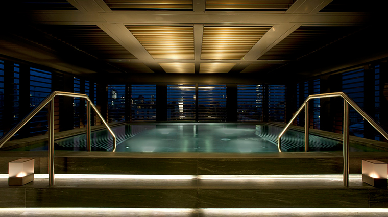 armani hotel milano spa pool