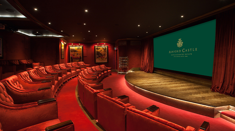 ashford castle cinema