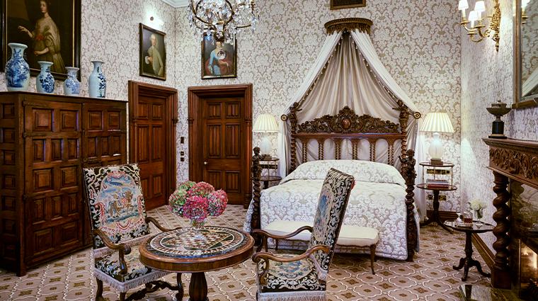 ashford castle guestroom