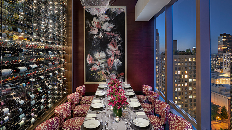 asiate private dining