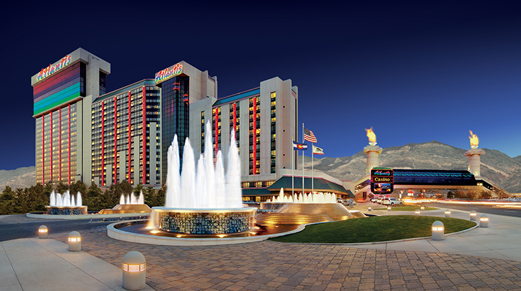 atlantis casino resort spa exterior