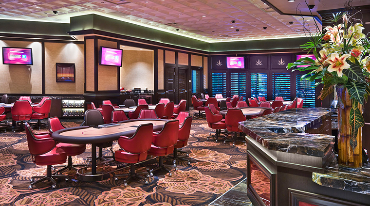 atlantis casino resort spa poker room