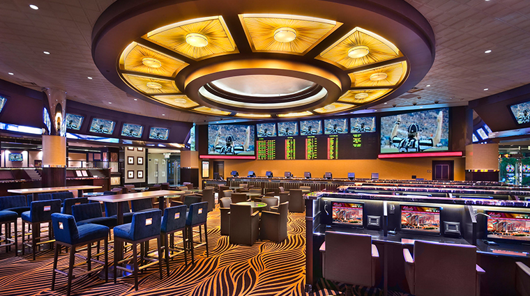 atlantis casino resort spa race and sports book room