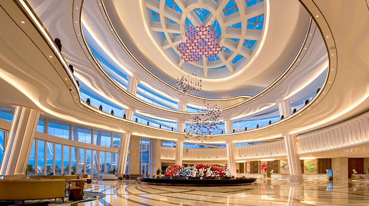 atlantis sanya lobby