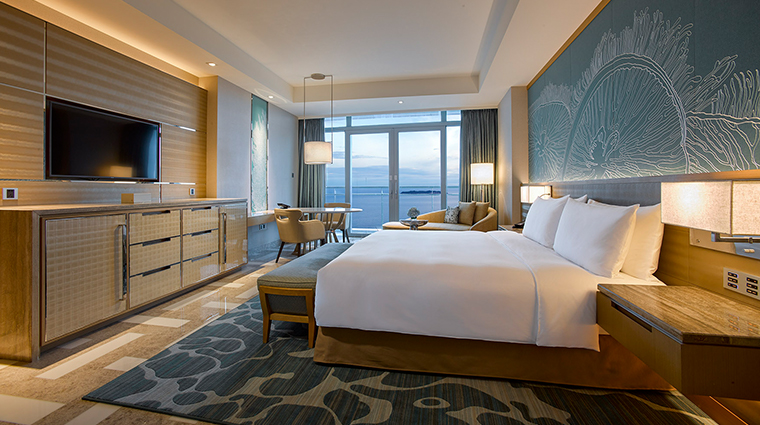 atlantis sanya ocean view room