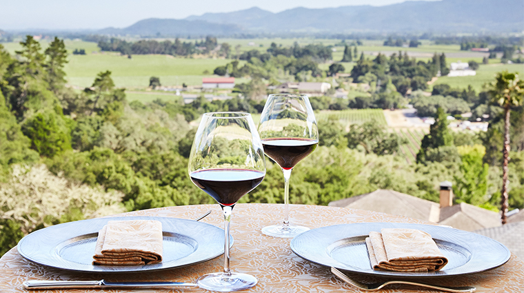 Sample Napa's Summer Pleasures
