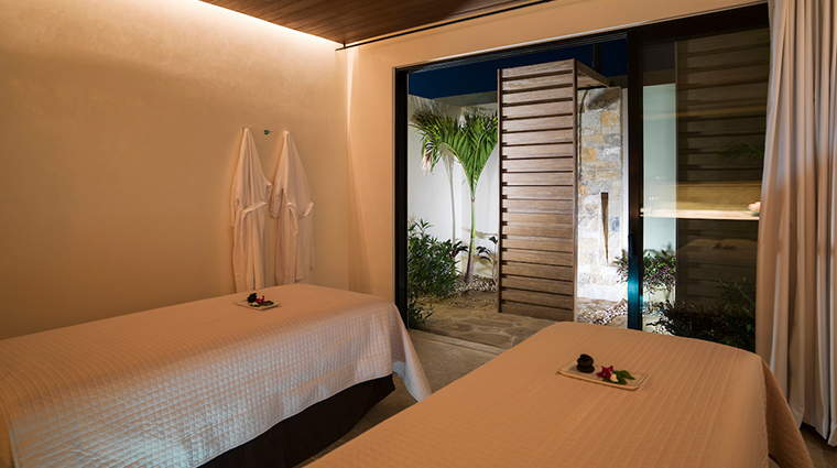 auberge spa chileno bay couples treatement room
