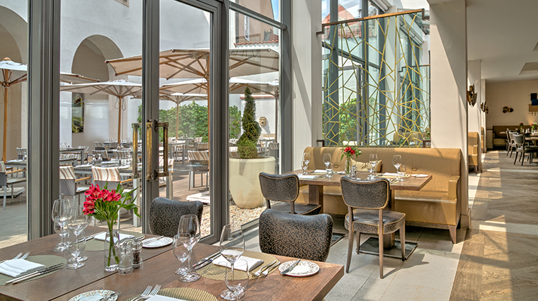 augustine a luxury collection hotel restaurant dining