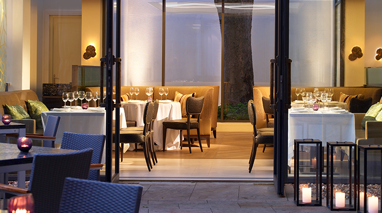 augustine a luxury collection hotel restaurant