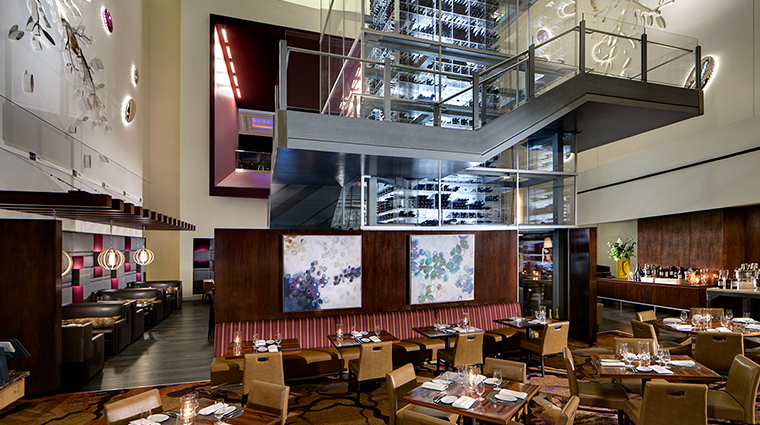 aureole las vegas wine tower