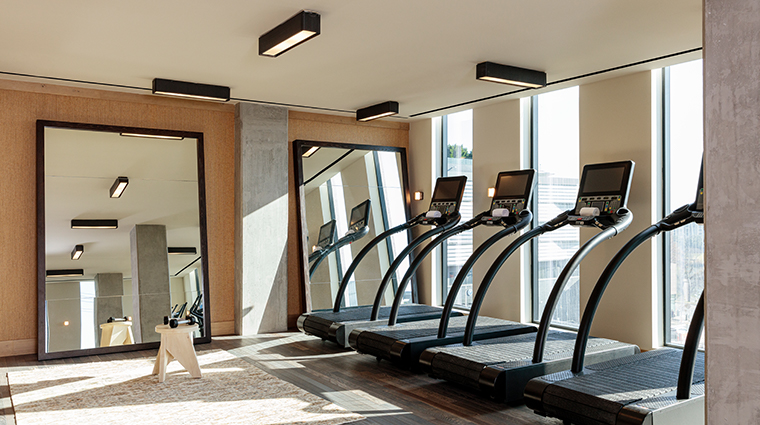 austin proper hotel fitness center