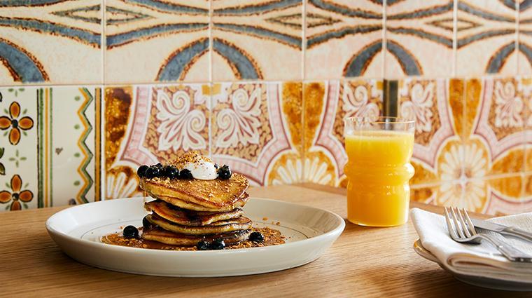 austin proper hotel the peacock breakfast