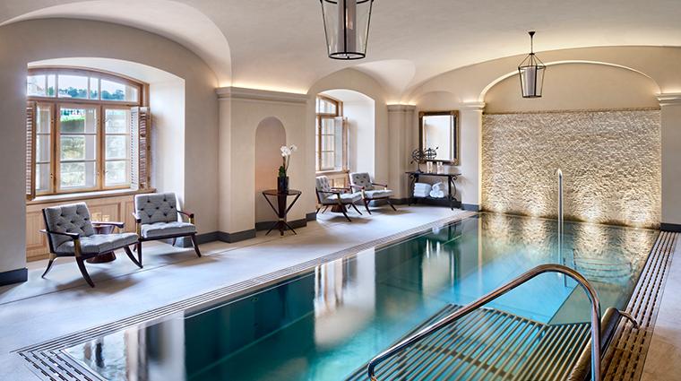ava spa at four seasons hotel prague pool