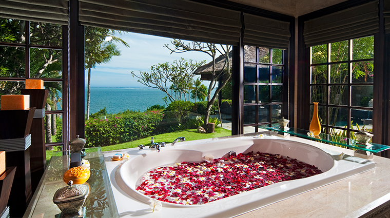 ayana resort and spa bali ocean front cliff villa