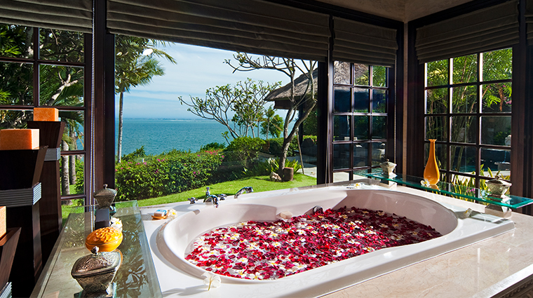 ayana resort and spa bali ocean front villa