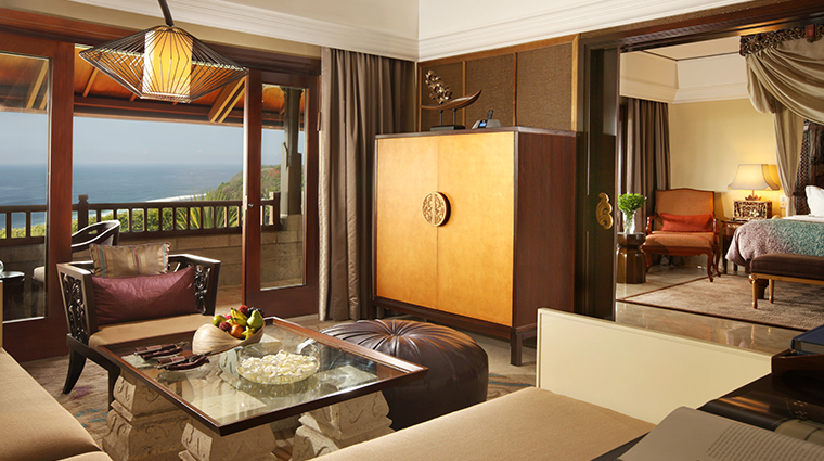 ayana resort and spa bali ocean view living room