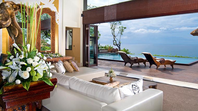 ayana resort and spa bali villa living room