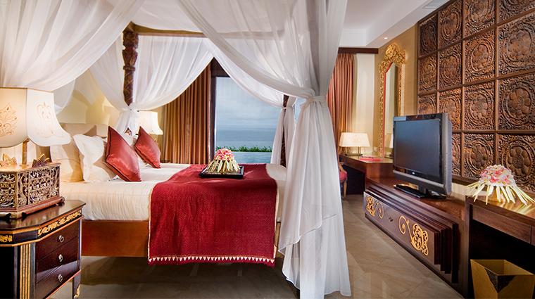 ayana resort and spa bali villa master bedroom