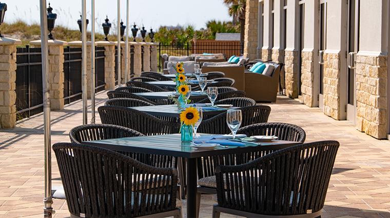 azurea outside terrace