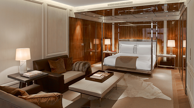 baccarat hotel and residences suite