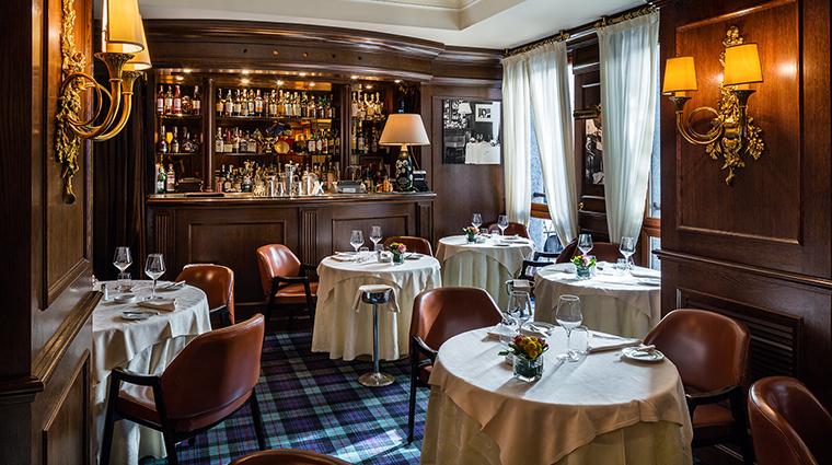 Baglioni Hotel Carlton bar