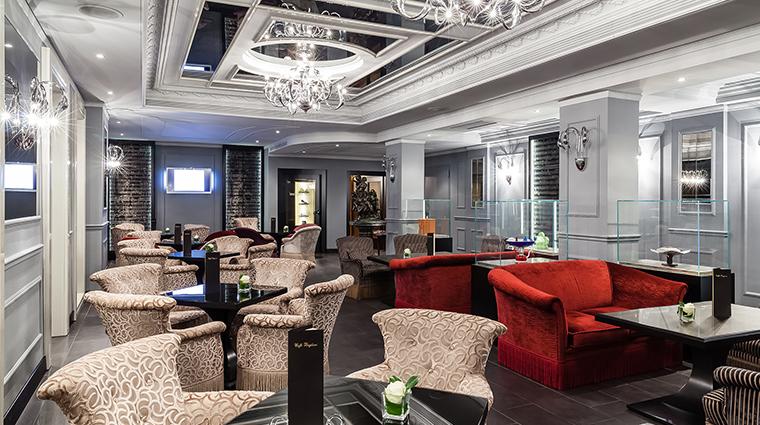 Baglioni Hotel Carlton caffe