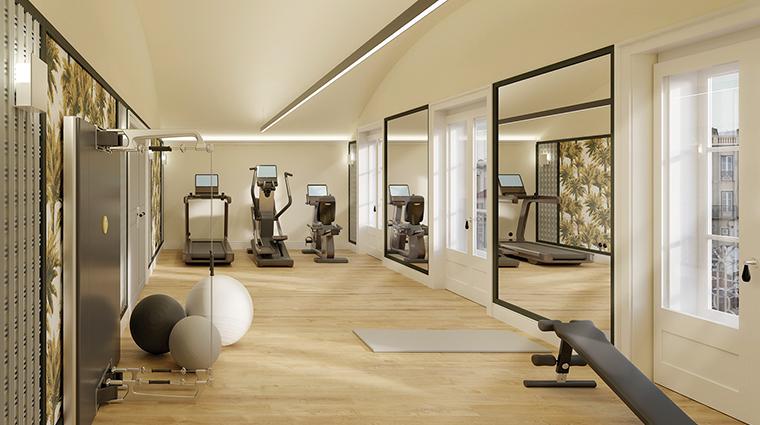 bairro alto hotel fitness center