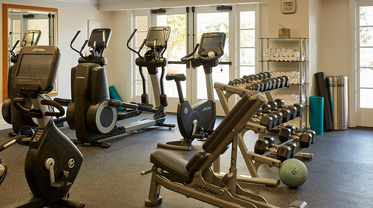 balboa bay resort fitness studio