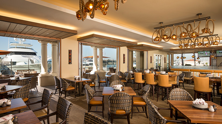 balboa bay resort main dining room