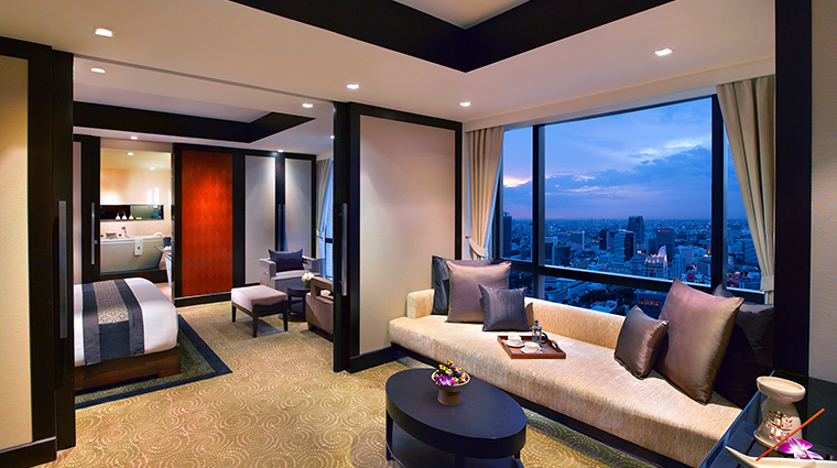 Banyan Tree Bangkok Grand Club Room