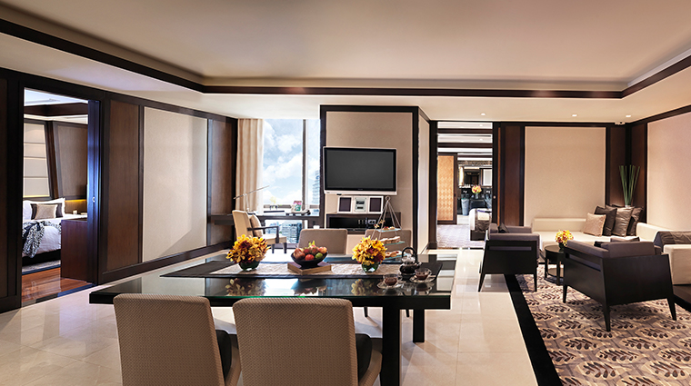 Banyan Tree Bangkok TWO BEDROOM SUITE