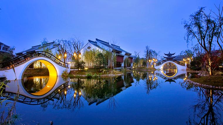 Banyan Tree Hangzhou exterior
